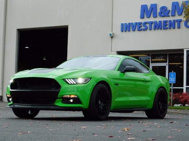 2015 Ford Mustang GT Premium / 6-SPEED / ONE OF A KIND / 16K MILES - Photo 55 - Portland, OR 97217
