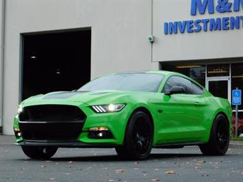 2015 Ford Mustang GT Premium / 6-SPEED / ONE OF A KIND / 16K MILES Coupe