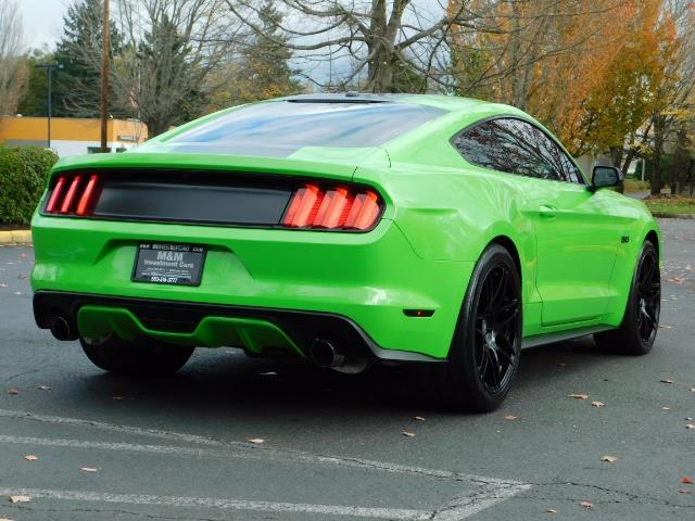 2015 Ford Mustang GT Premium / 6-SPEED / ONE OF A KIND / 16K MILES - Photo 8 - Portland, OR 97217