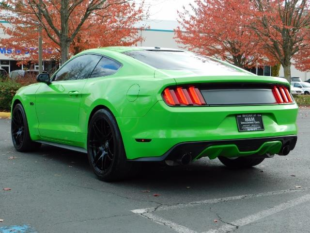 2015 Ford Mustang GT Premium / 6-SPEED / ONE OF A KIND / 16K MILES - Photo 7 - Portland, OR 97217