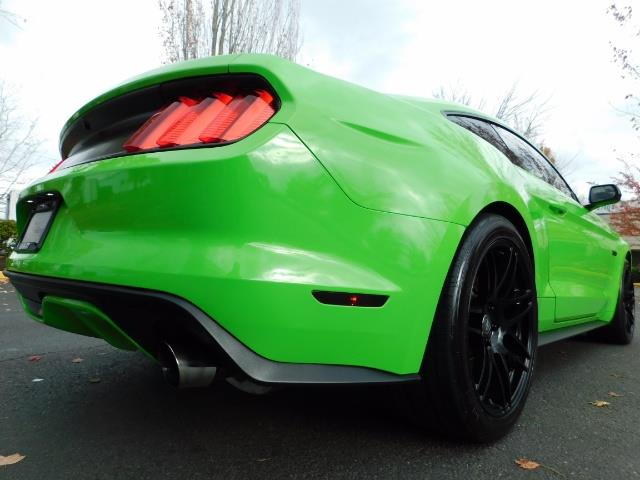 2015 Ford Mustang GT Premium / 6-SPEED / ONE OF A KIND / 16K MILES - Photo 12 - Portland, OR 97217