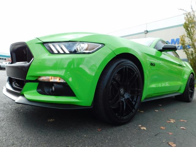 2015 Ford Mustang GT Premium / 6-SPEED / ONE OF A KIND / 16K MILES - Photo 9 - Portland, OR 97217