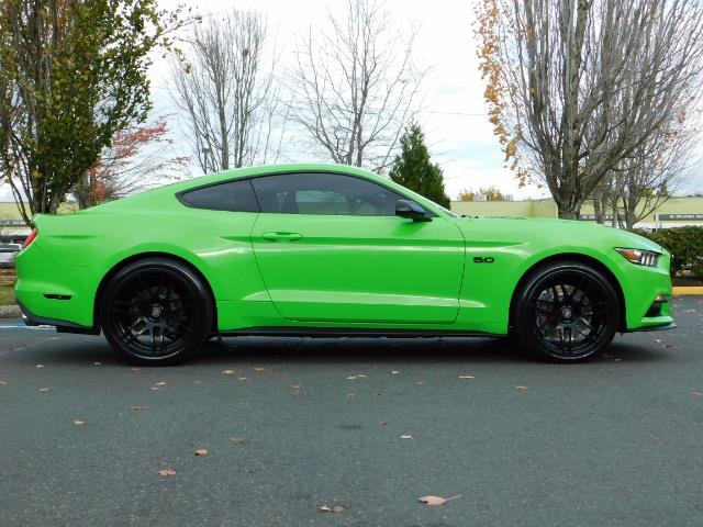 2015 Ford Mustang GT Premium / 6-SPEED / ONE OF A KIND / 16K MILES - Photo 4 - Portland, OR 97217