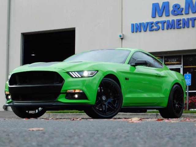 2015 Ford Mustang GT Premium / 6-SPEED / ONE OF A KIND / 16K MILES - Photo 59 - Portland, OR 97217