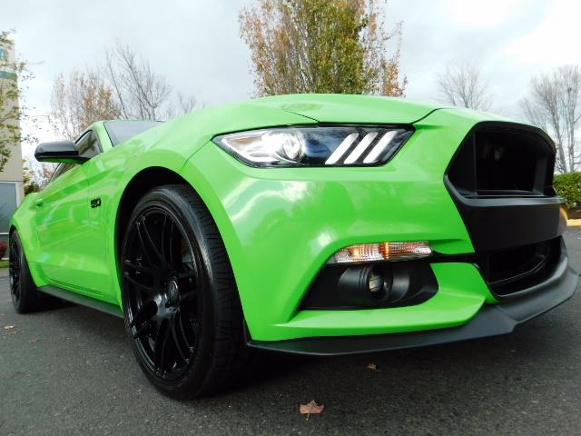 2015 Ford Mustang GT Premium / 6-SPEED / ONE OF A KIND / 16K MILES - Photo 10 - Portland, OR 97217
