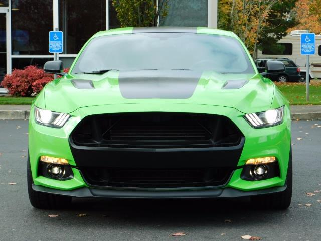 2015 Ford Mustang GT Premium / 6-SPEED / ONE OF A KIND / 16K MILES - Photo 5 - Portland, OR 97217