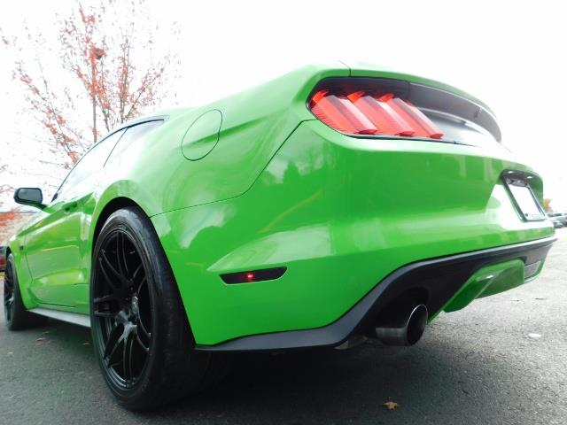 2015 Ford Mustang GT Premium / 6-SPEED / ONE OF A KIND / 16K MILES - Photo 11 - Portland, OR 97217
