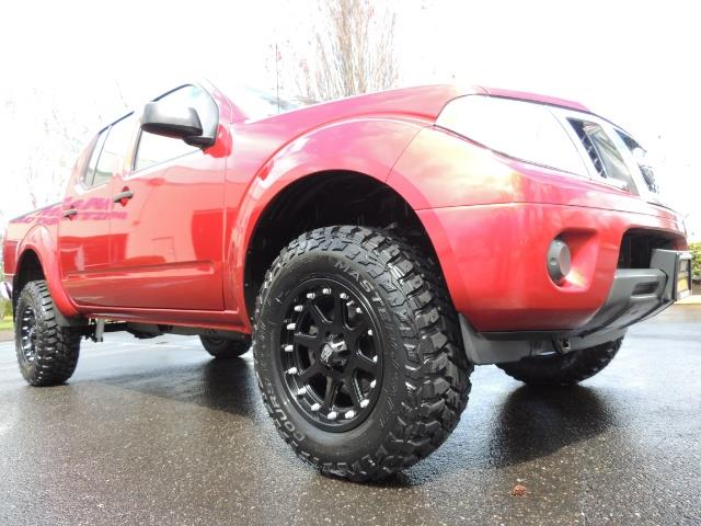 2016 Nissan Frontier SV / 4X4 / Crew Cab / 6Cyl / LIFTED LIFTED - Photo 10 - Portland, OR 97217