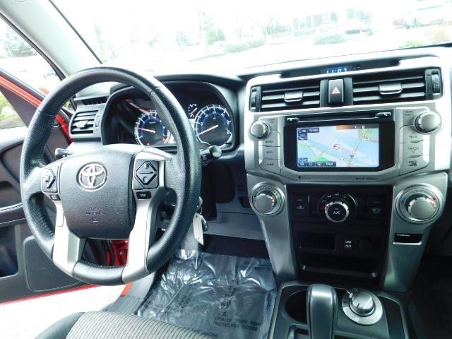 2016 Toyota 4Runner SR5 / 4X4 / Rack / NAV / BACKUP / LIFTED LIFTED - Photo 16 - Portland, OR 97217