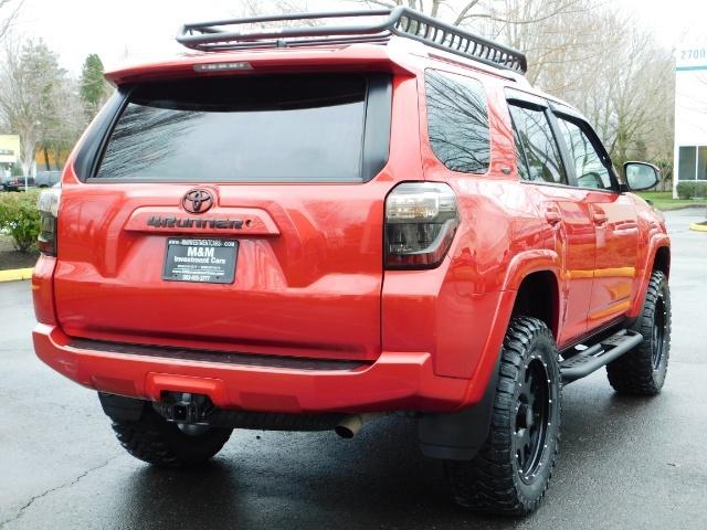 2016 Toyota 4Runner SR5 / 4X4 / Rack / NAV / BACKUP / LIFTED LIFTED - Photo 8 - Portland, OR 97217