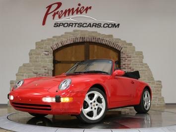 1998 Porsche 911 Carrera Convertible