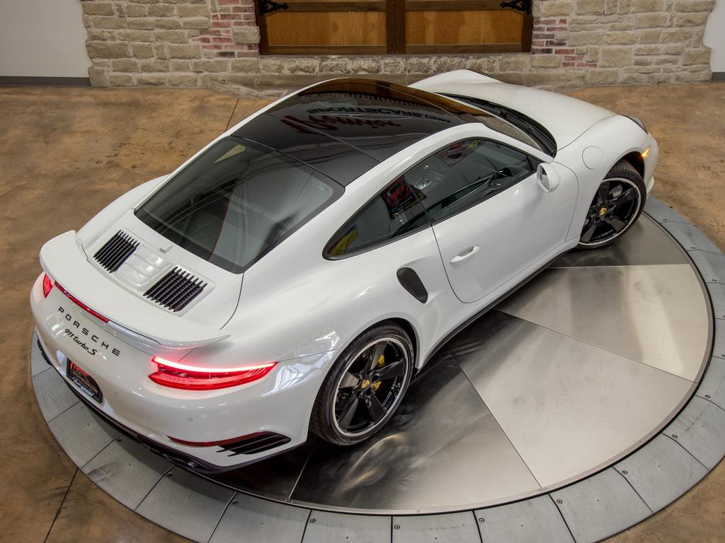 2017 Porsche 911 Turbo S - Photo 32 - Springfield, MO 65802