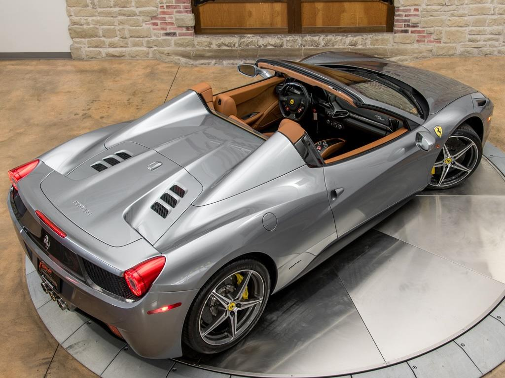 2014 Ferrari 458 Spider - Photo 37 - Springfield, MO 65802