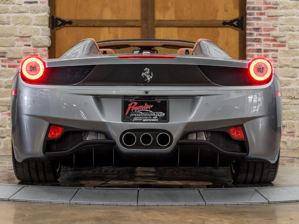 2014 Ferrari 458 Spider - Photo 8 - Springfield, MO 65802