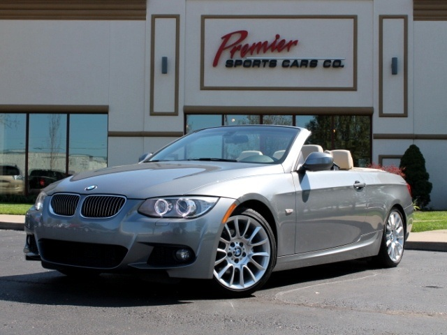 BMW I Convertible For Sale In Springfield MO Stock P - 2011 bmw convertible