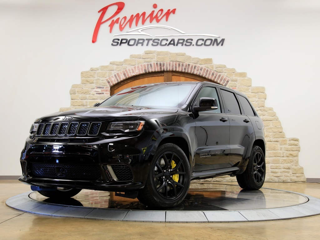 2018 Jeep Grand Cherokee Trackhawk - Photo 1 - Springfield, MO 65802