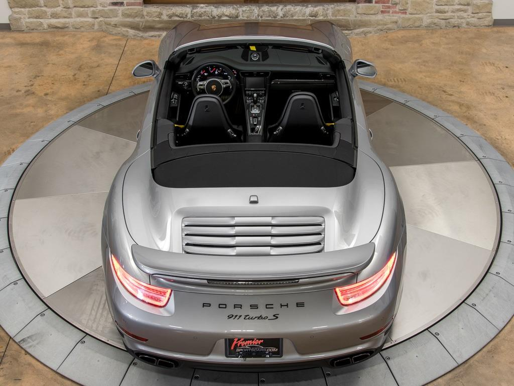 2015 Porsche 911 Turbo S - Photo 36 - Springfield, MO 65802