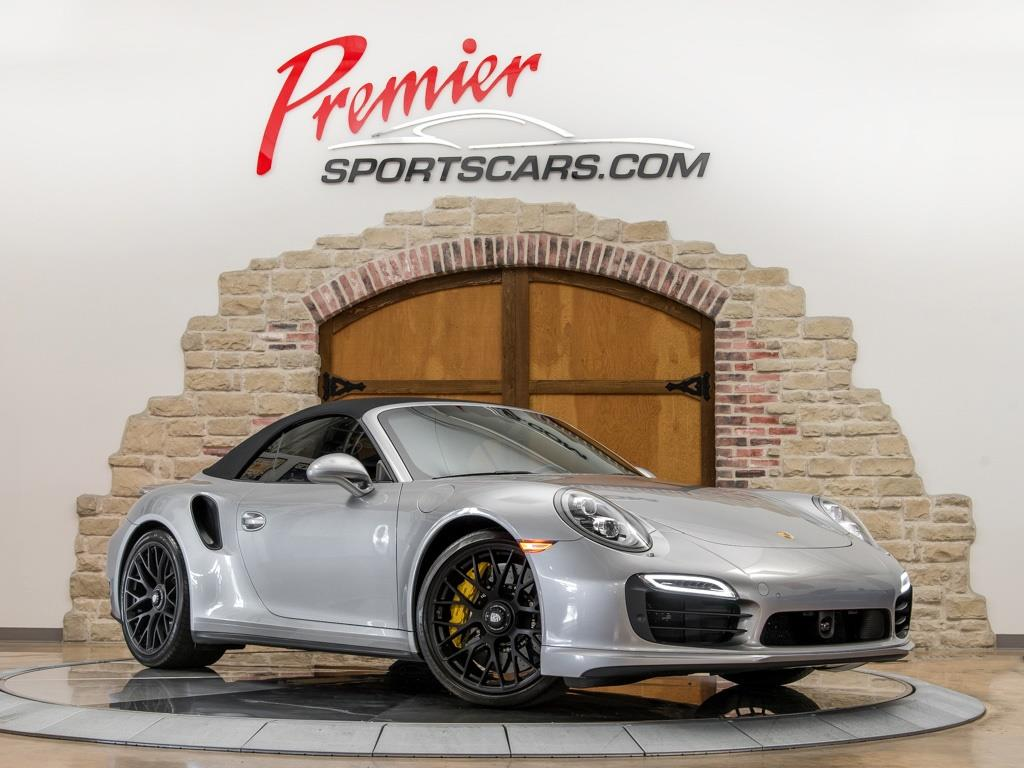 2015 Porsche 911 Turbo S - Photo 30 - Springfield, MO 65802