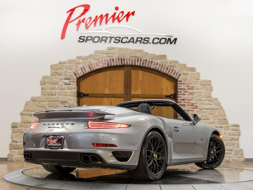 2015 Porsche 911 Turbo S - Photo 9 - Springfield, MO 65802