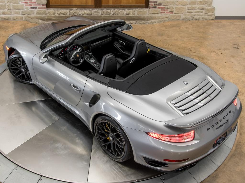 2015 Porsche 911 Turbo S - Photo 35 - Springfield, MO 65802