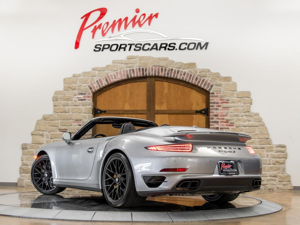 2015 Porsche 911 Turbo S - Photo 7 - Springfield, MO 65802
