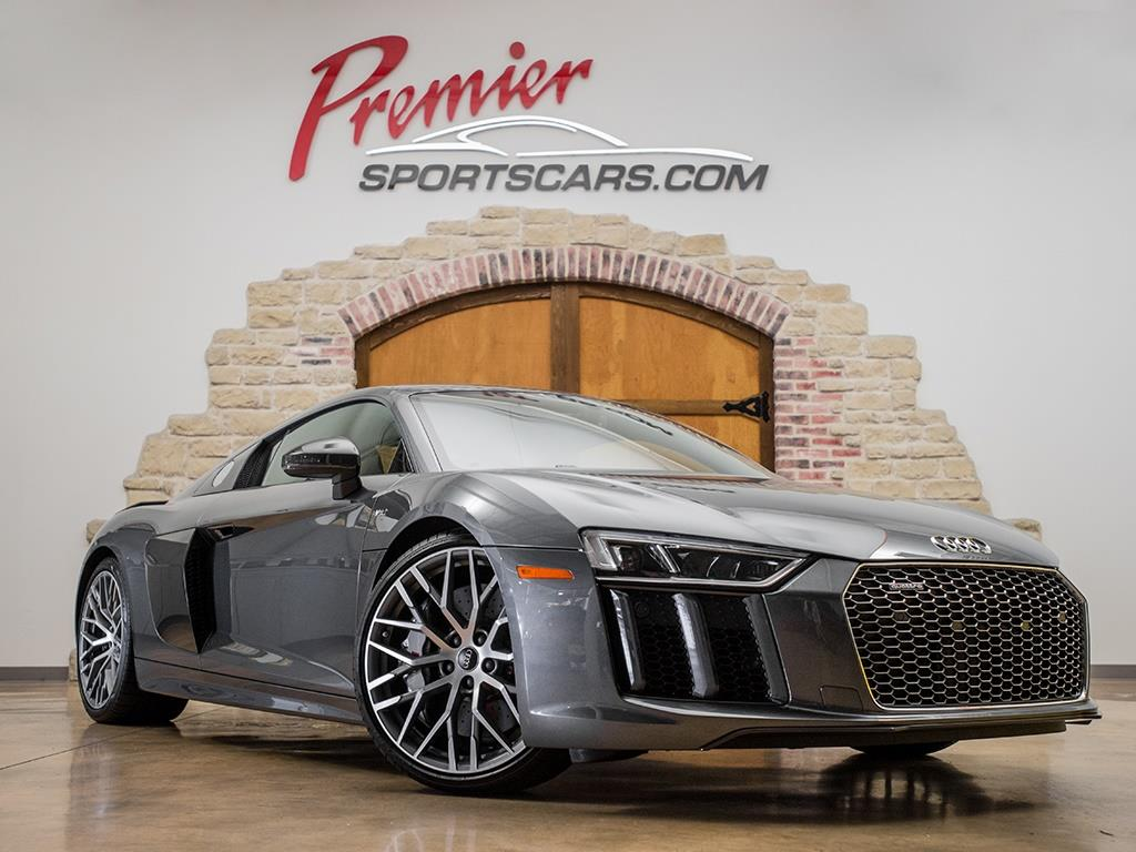 2017 audi r8 v10 plus for sale in springfield mo stock p5008. Black Bedroom Furniture Sets. Home Design Ideas