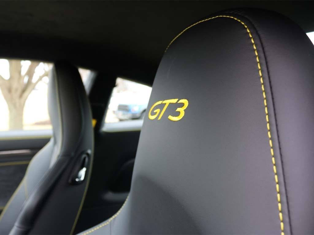 """2018 Porsche 911 GT3  """"Manual """" - Photo 21 - Springfield, MO 65802"""