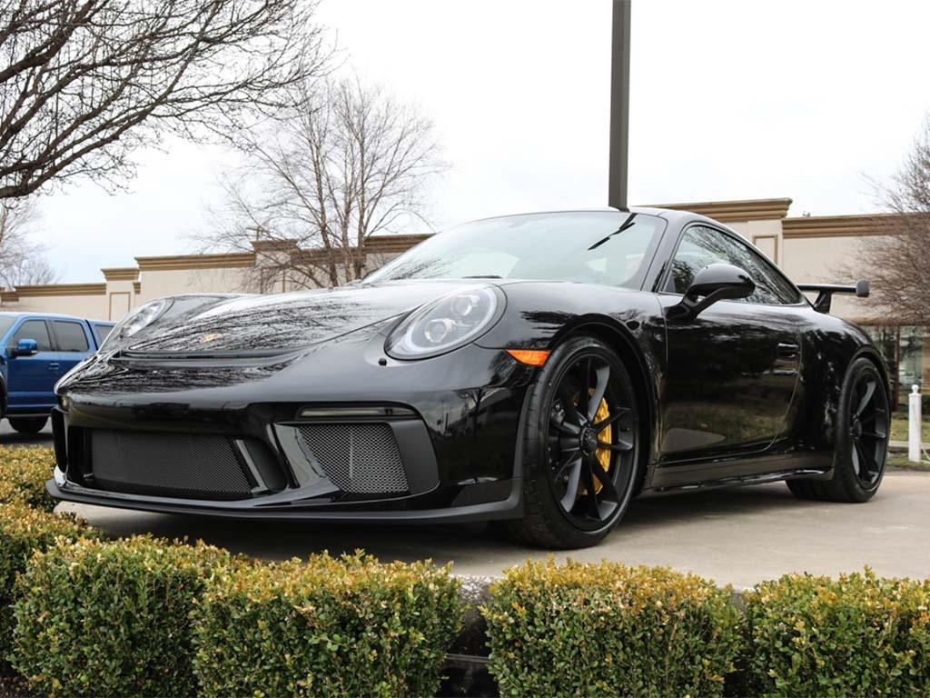"""2018 Porsche 911 GT3  """"Manual """" - Photo 32 - Springfield, MO 65802"""