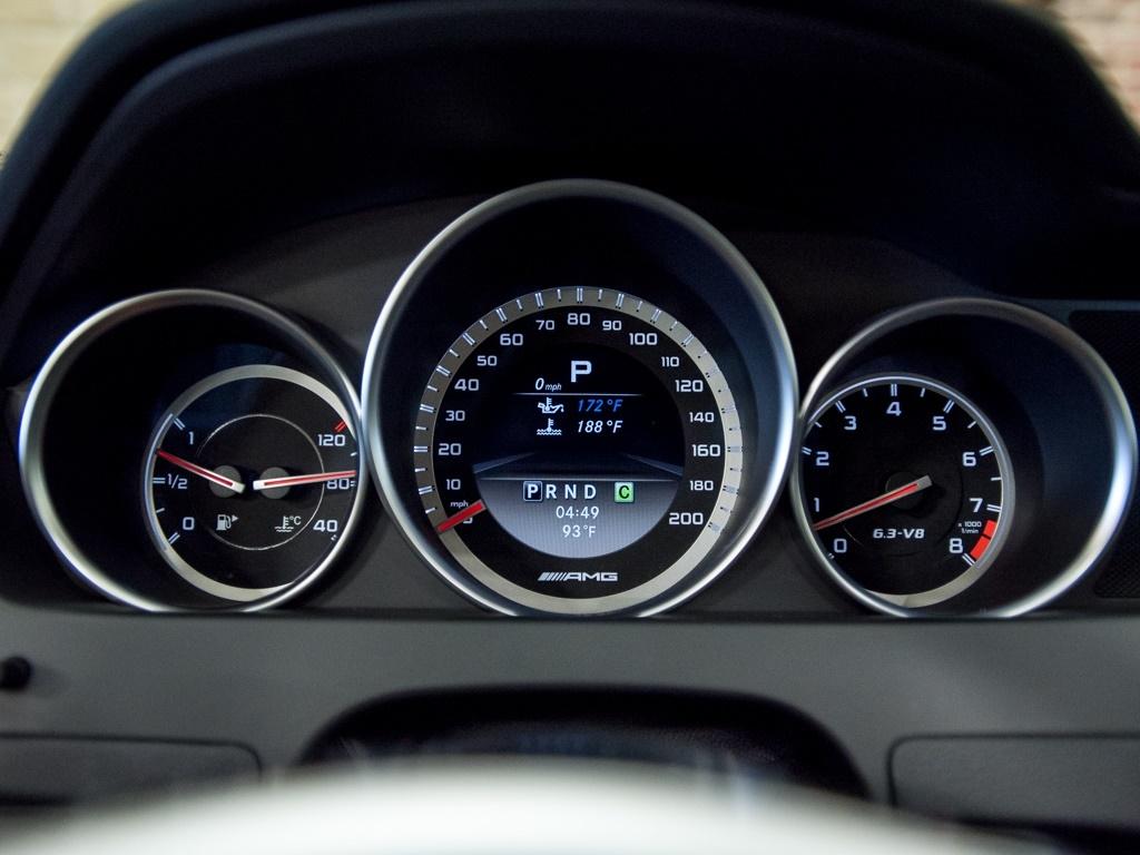 2012 Mercedes-Benz C 63 AMG - Photo 16 - Springfield, MO 65802
