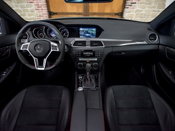 2012 Mercedes-Benz C 63 AMG Black Series Coupe
