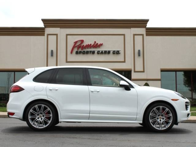 2013 Porsche Cayenne Gts For Sale In Springfield Mo Stock P4169