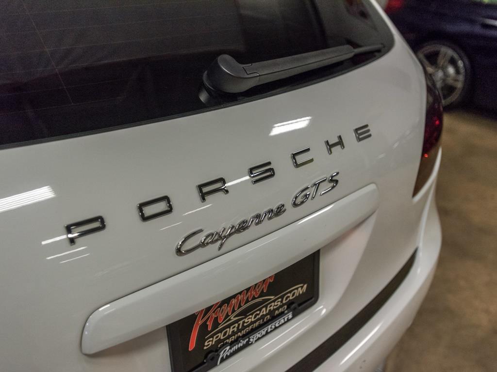2013 Porsche Cayenne GTS - Photo 33 - Springfield, MO 65802