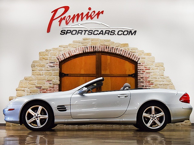 2004 mercedes benz sl500 for sale in springfield mo for Mercedes benz springfield missouri