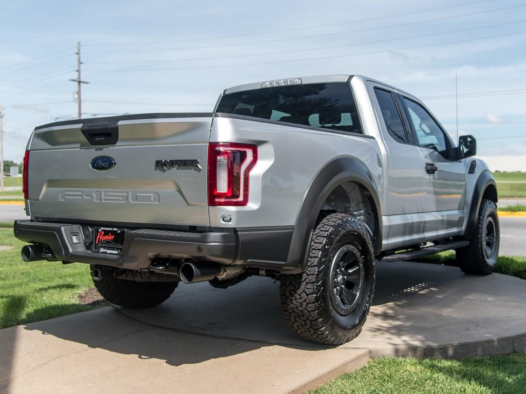 Ford Dealership Springfield Mo >> 2018 Ford F-150 Raptor