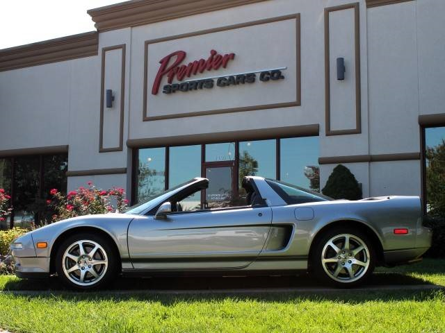 Acura NSX NSXT For Sale In Springfield MO Stock P - 2000 acura nsx for sale