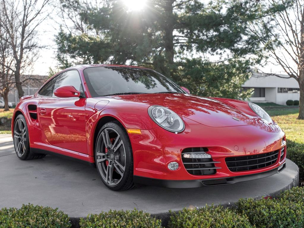 "2011 Porsche 911 Turbo  ""Manual "" - Photo 32 - Springfield, MO 65802"