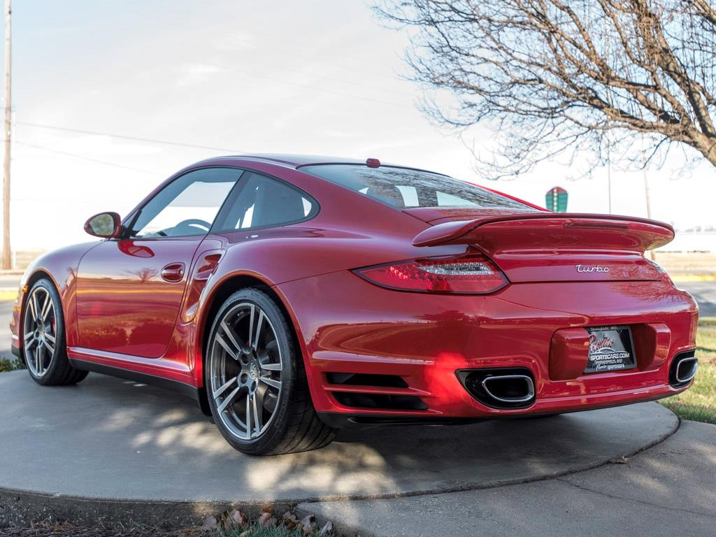 "2011 Porsche 911 Turbo  ""Manual "" - Photo 34 - Springfield, MO 65802"