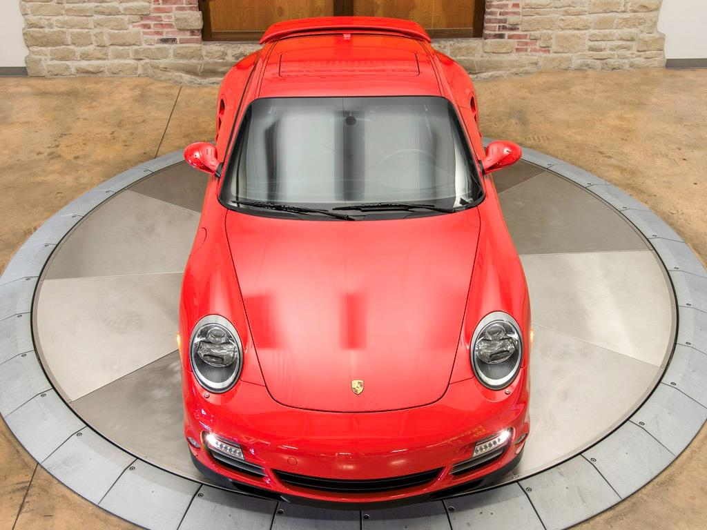 "2011 Porsche 911 Turbo  ""Manual "" - Photo 27 - Springfield, MO 65802"