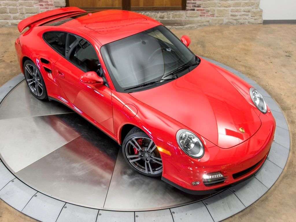 "2011 Porsche 911 Turbo  ""Manual "" - Photo 29 - Springfield, MO 65802"