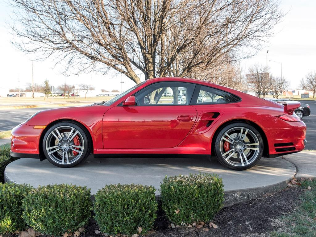 "2011 Porsche 911 Turbo  ""Manual "" - Photo 37 - Springfield, MO 65802"