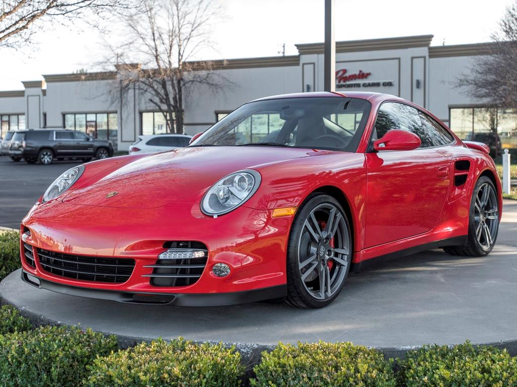 "2011 Porsche 911 Turbo  ""Manual "" - Photo 30 - Springfield, MO 65802"