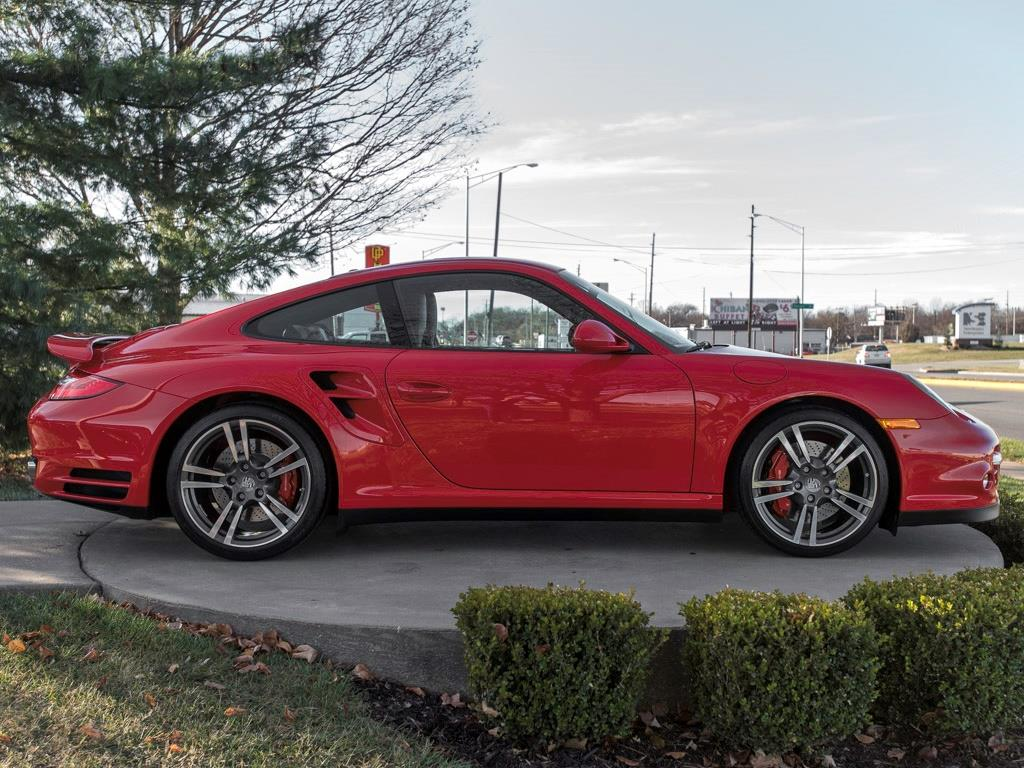 "2011 Porsche 911 Turbo  ""Manual "" - Photo 33 - Springfield, MO 65802"