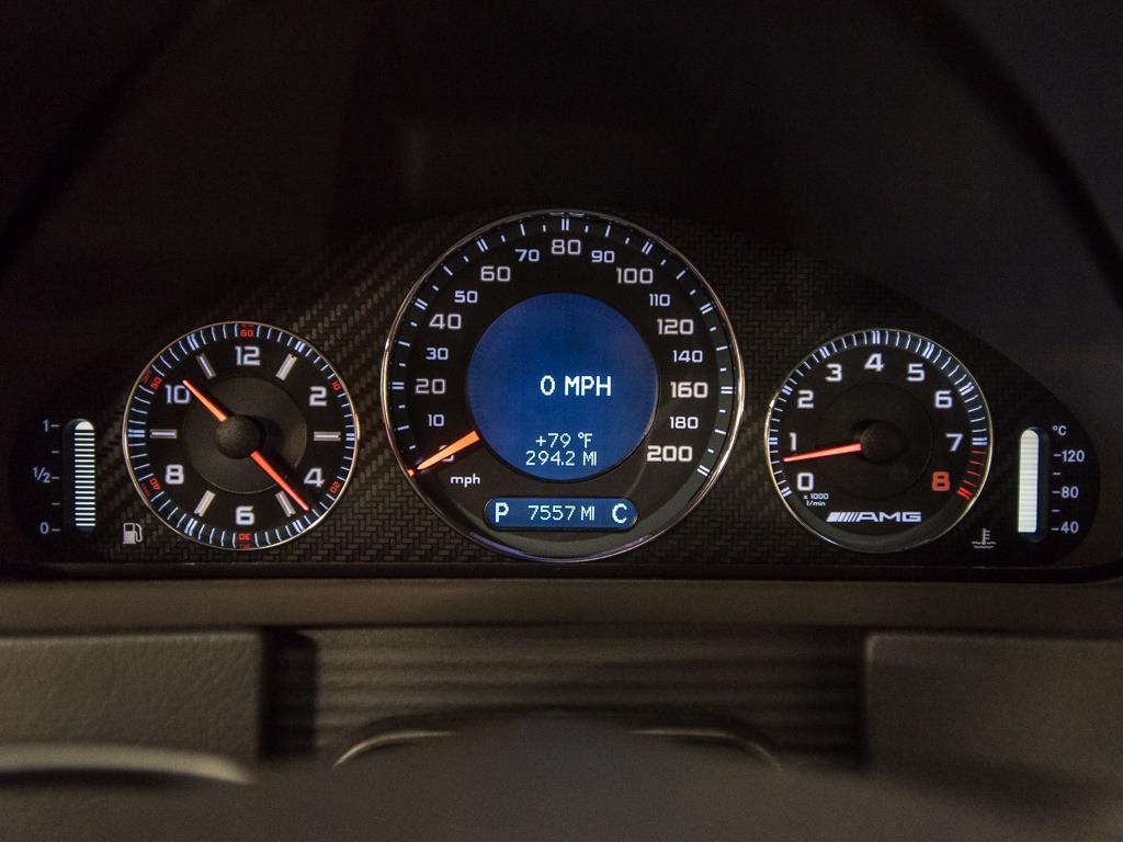 2008 Mercedes-Benz CLK CLK 63 AMG Black Series - Photo 12 - Springfield, MO 65802