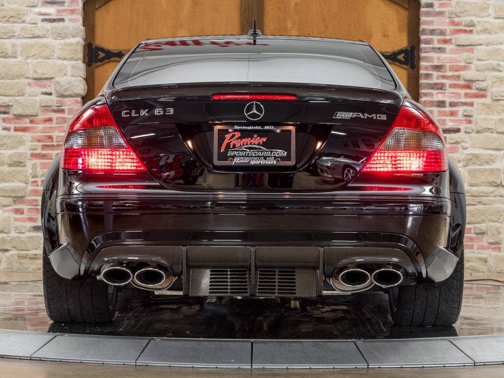 2008 Mercedes-Benz CLK CLK 63 AMG Black Series - Photo 8 - Springfield, MO 65802