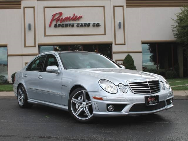 2009 Mercedes-Benz E63 AMG for sale in Springfield, MO | Stock #: P4541
