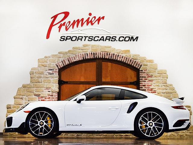 2017 Porsche 911 Turbo S For Sale In Springfield Mo