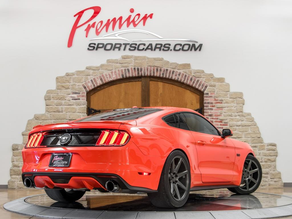 "2015 Ford Mustang GT Premium 50th Anniversary  ""Twin Turbo "" - Photo 9 - Springfield, MO 65802"