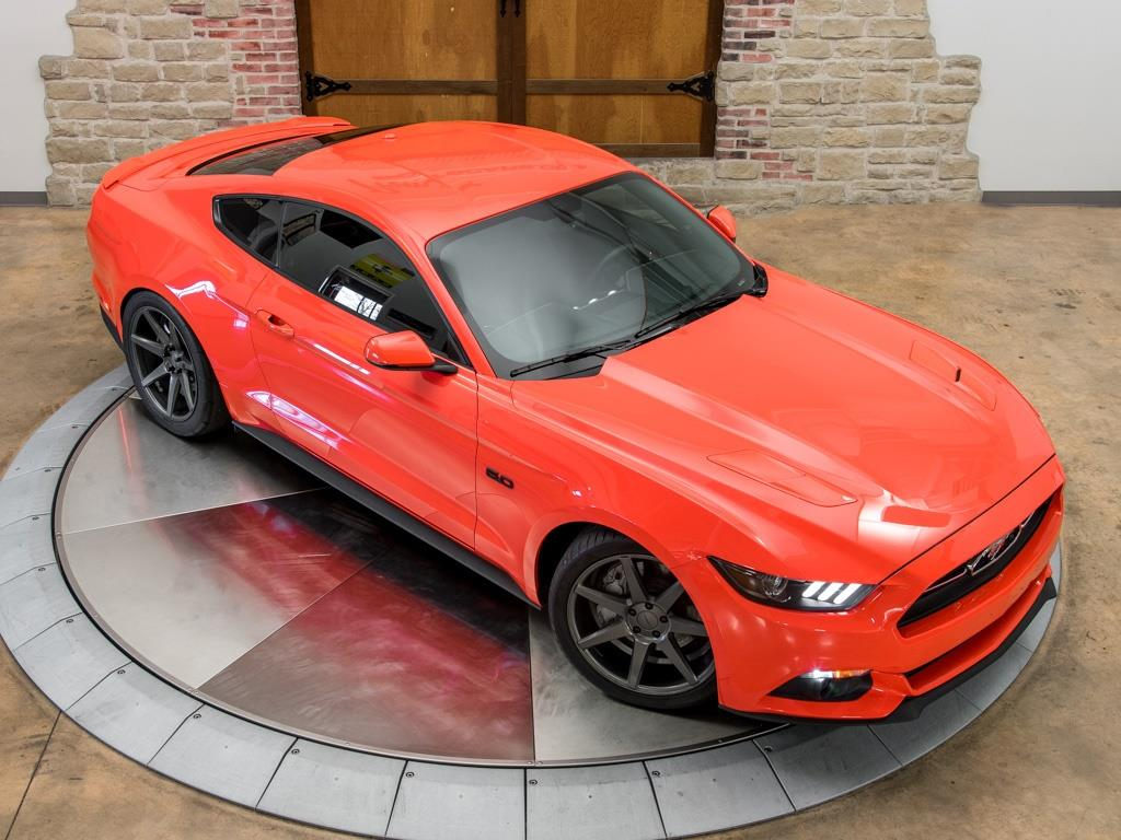 "2015 Ford Mustang GT Premium 50th Anniversary  ""Twin Turbo "" - Photo 10 - Springfield, MO 65802"