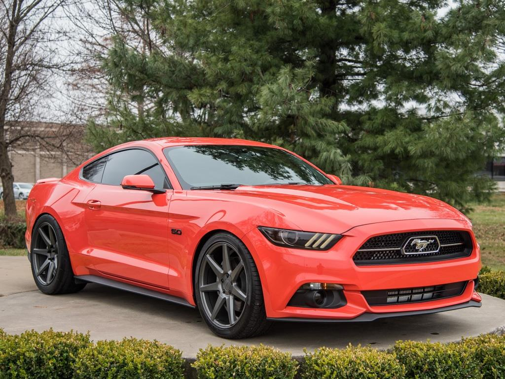 "2015 Ford Mustang GT Premium 50th Anniversary  ""Twin Turbo "" - Photo 35 - Springfield, MO 65802"