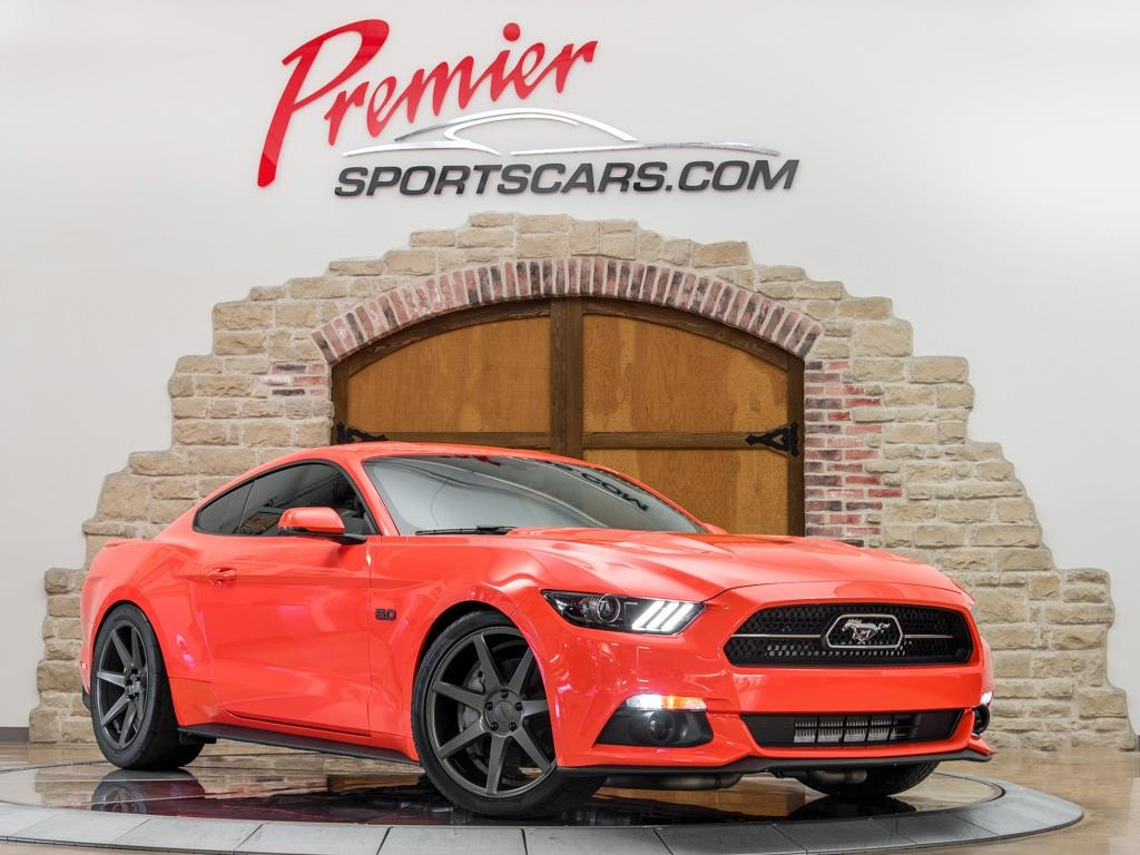 "2015 Ford Mustang GT Premium 50th Anniversary  ""Twin Turbo "" - Photo 4 - Springfield, MO 65802"